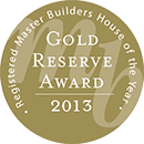 2013 gold reserve award