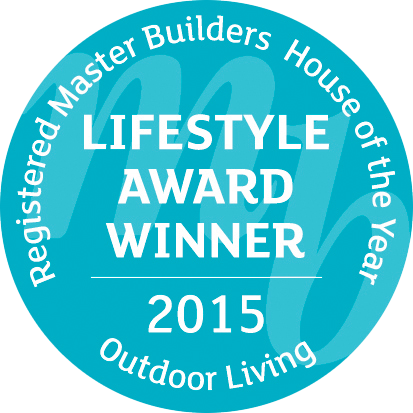 2015 Lifestyle Outdoor Living Award